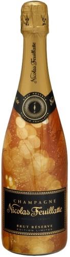 Nicolas Feuillatte Champagne Brut Reserve Edition Limitee 750ml