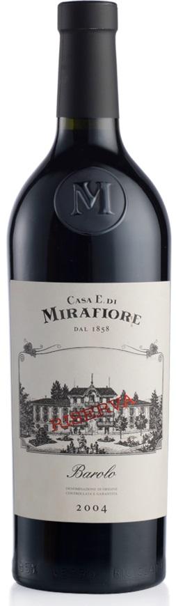 Mirafiore Barolo Riserva  2004 750ml